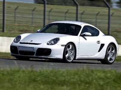 Stage de pilotage Porsche Cayman S - Circuit du Luc