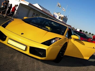 Stage de pilotage Lamborghini Gallardo - Circuit du Luc