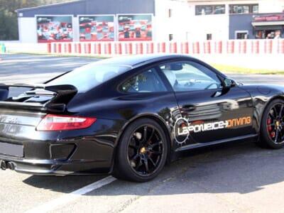 Stage de pilotage Porsche 997 GT3 - Circuit de Haute Saintonge