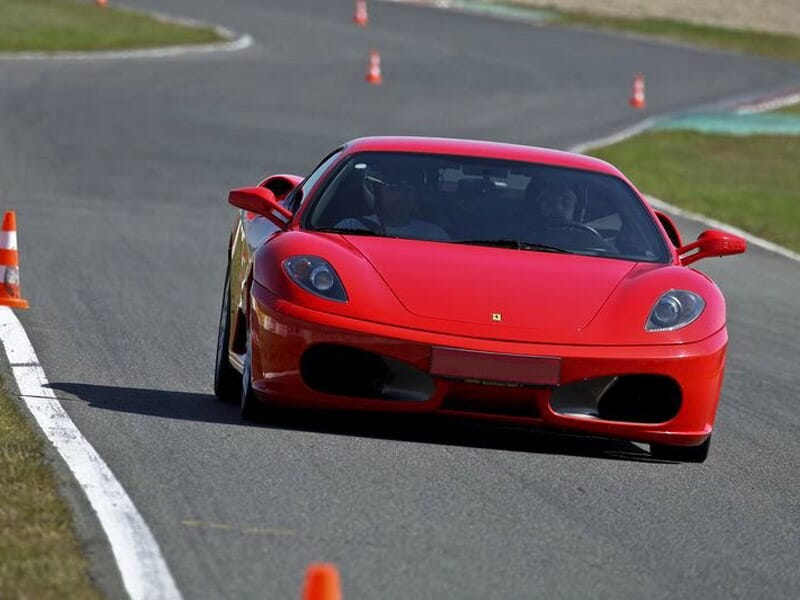 Stage de pilotage Ferrari F430 F1 - Circuit de Mettet