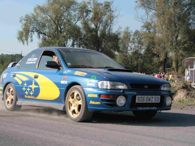 Stage de pilotage Subaru Impreza WRX STI - Circuit du Luc