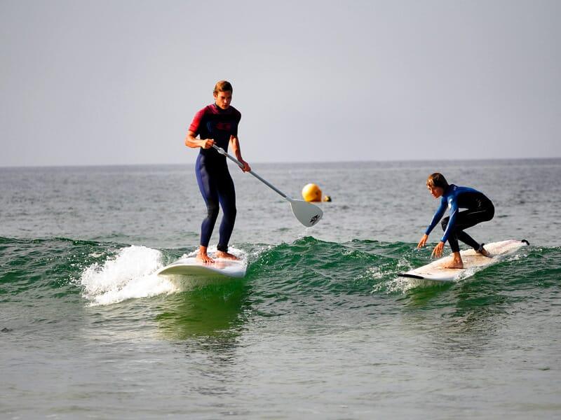 Cours de Surf - Clohars Carnoet