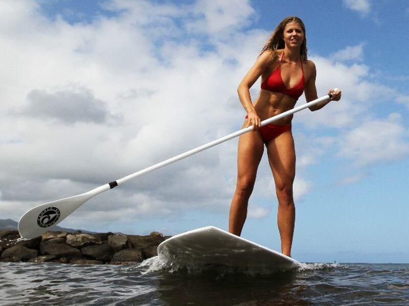 Stand Up Paddle à Leucate - La Franqui - Aude