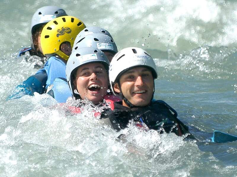 Week-end sports en eau vive près de Tarbes à Saint-Pé-de-Bigorre