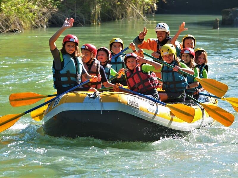 Journée eaux vives près de Lourdes à Saint-Pé-de-Bigorre