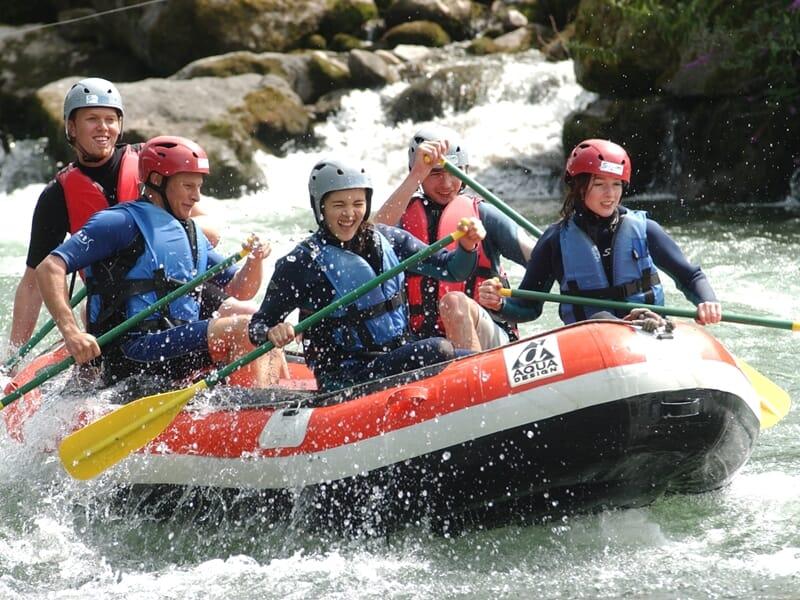 Séjour Rafting et Eaux Vives près de Lourdes à Saint-Pé-de-Bigorre