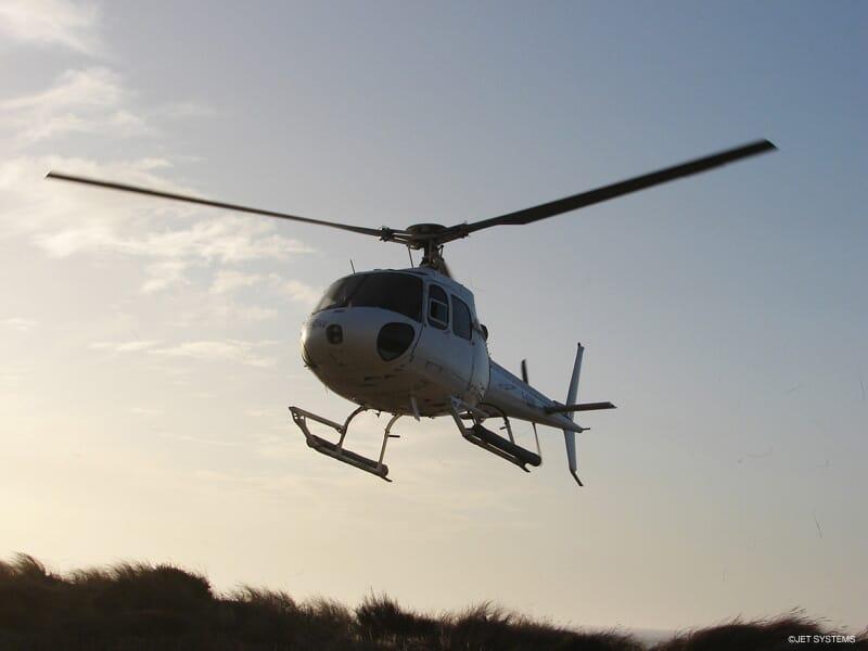 Baptême de l'Air en Hélicoptère  - De la dune du Pilat au bassin d'Arcachon