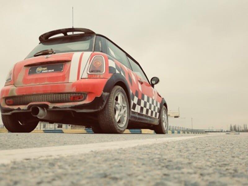 Stage de Pilotage Rallye sur Mini Cooper Turbo 200 CV - Circuit de Dreux