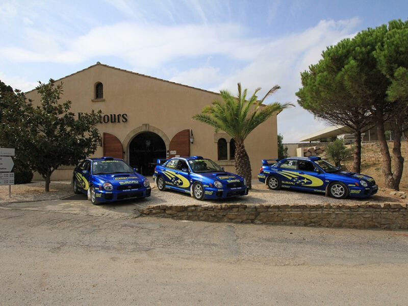 Stage de Pilotage Rallye Subaru GpN - Circuit de Dreux