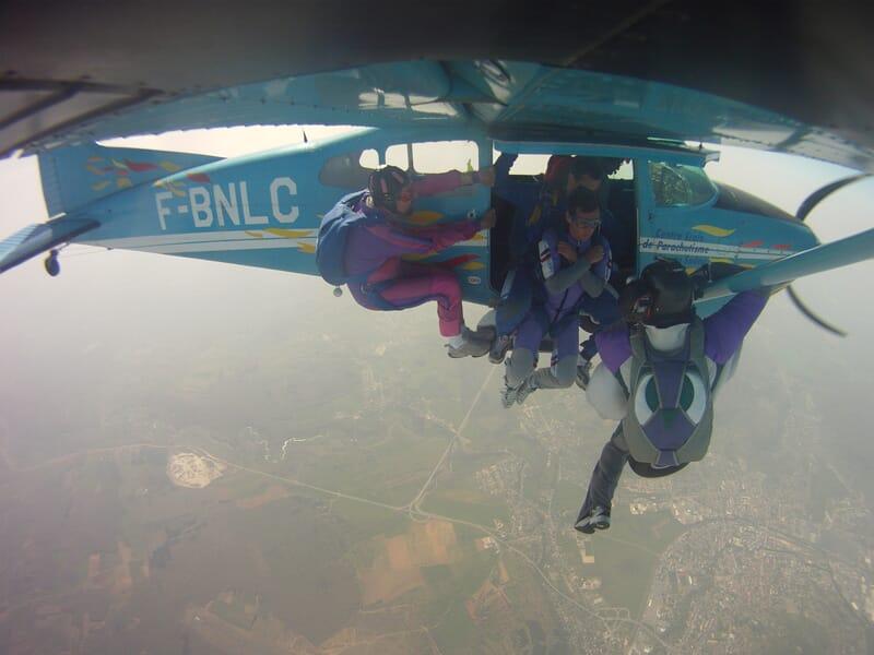parachutisme vesoul