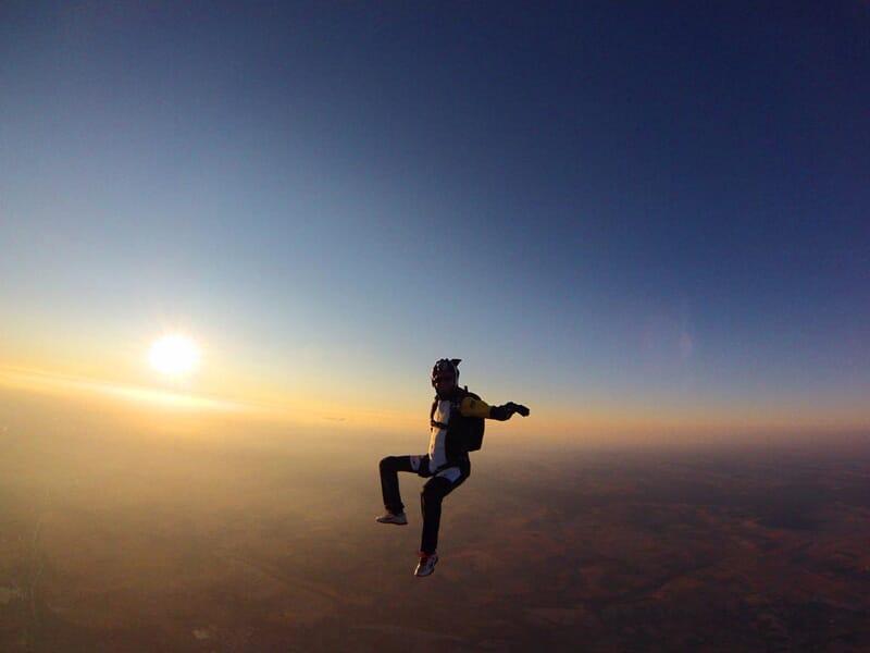 Stage parachutisme PAC près de Paris à Saint-Florentin