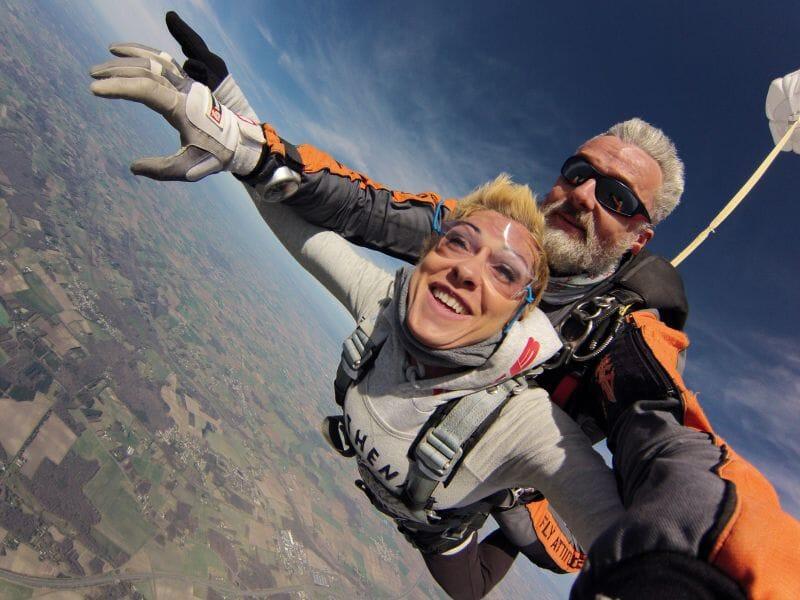 parachutisme montargis
