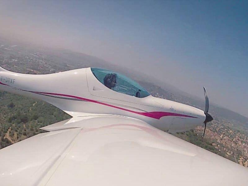 Vol en ULM près de Manosque - Survol de la Provence