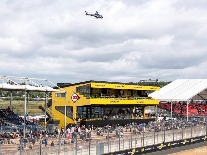 Baptême de l'Air en Hélicoptère - Survol du Circuit des 24 h du Mans