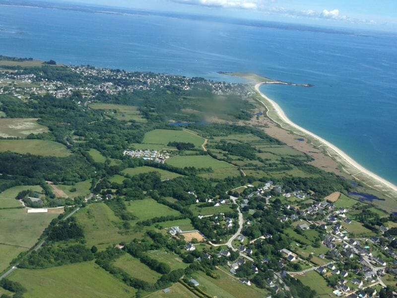 Baptême Hélicoptère Vannes - Survol du Littoral Sud Breton