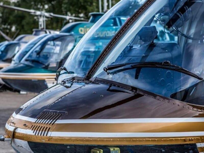 Initiation au Pilotage d'Hélicoptère près de Tours - Neuvy-le-Roi