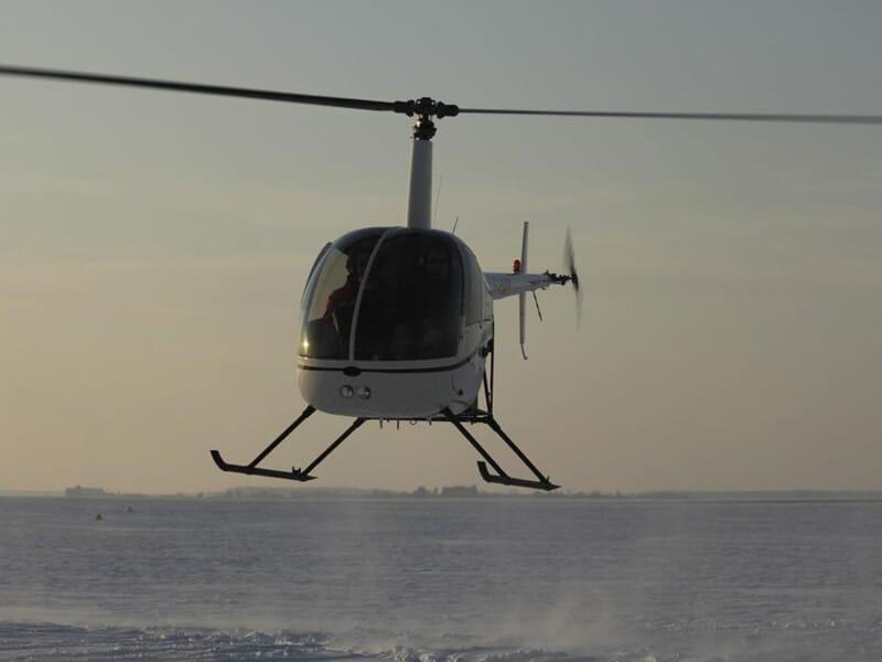 Initiation au Pilotage d'Hélicoptère à Blois
