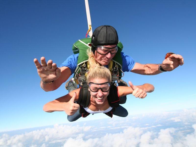 Saut en Parachute en Tandem à Maubeuge