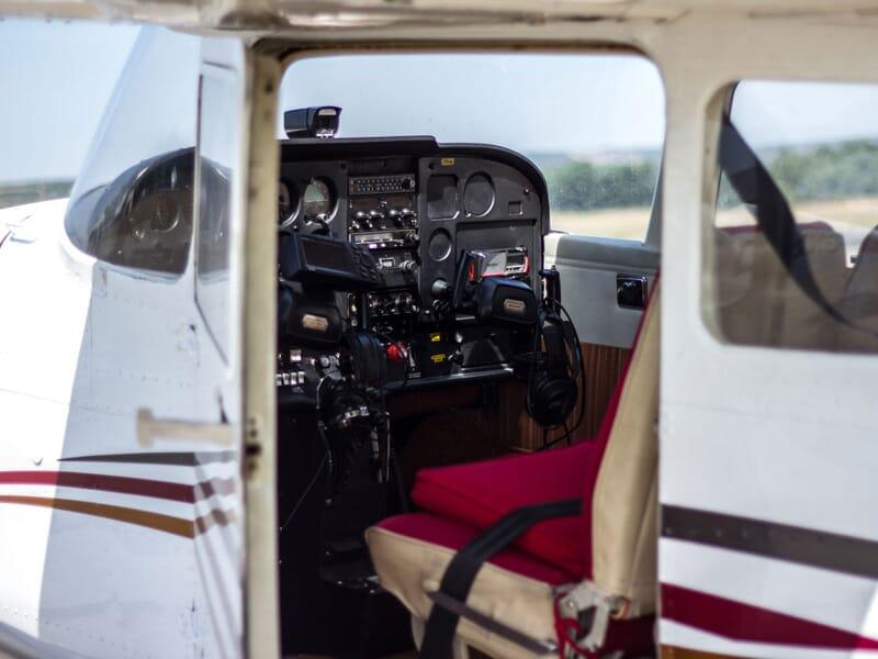 Leçon pilotage Avion - Aix Les Milles