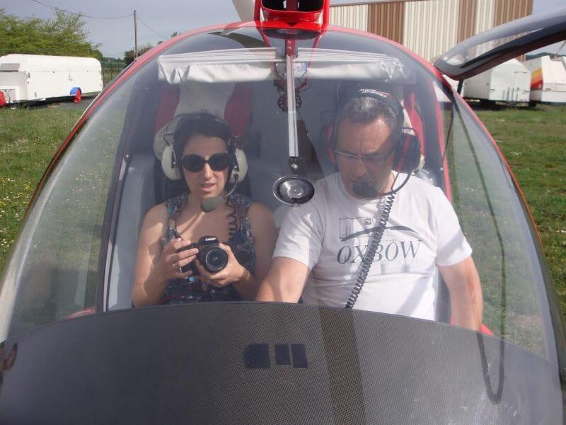 Pilotage d'ULM Autogire près d'Aurillac - Initiation à Saint-Flour