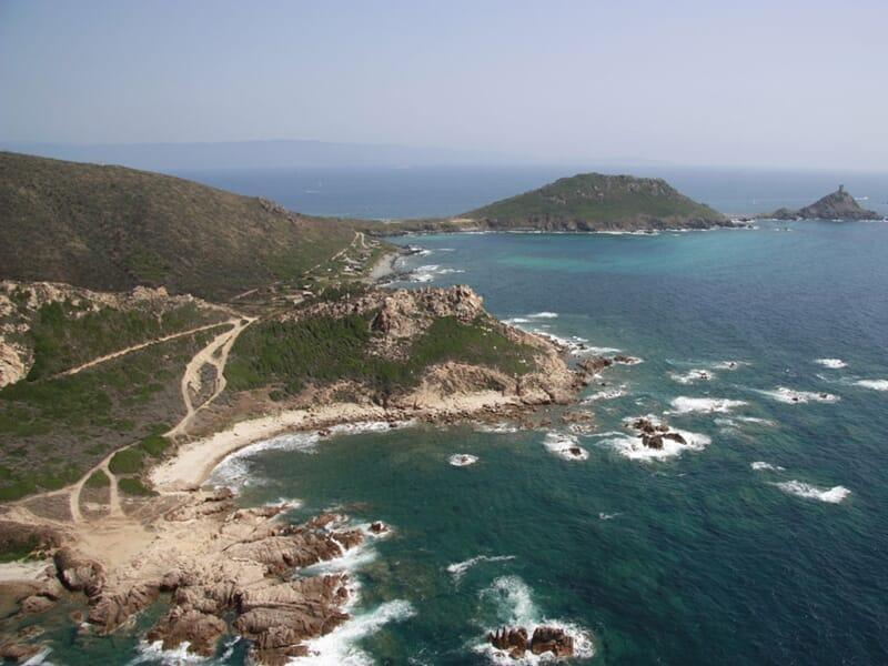 Baptême Ulm Multiaxes à Ajaccio - Îles et Calanques - Corse du Sud