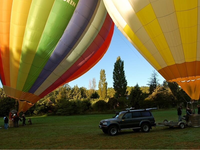montgolfiere vaucluse
