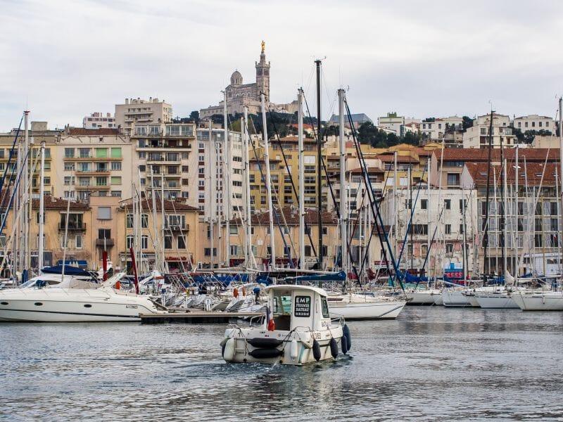 Permis Bateau Côtier - Marseille