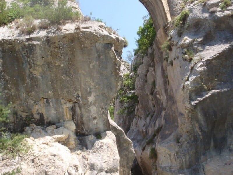 Canyoning près de Grasse - Parc des Préalpes d'Azur