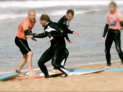 Surf - Cours Découverte Adulte - Vendée
