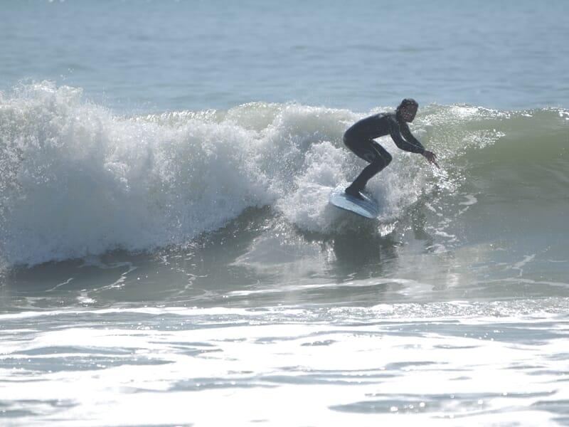 Stages et Cours de Surf à Longeville-sur-Mer - Vendée