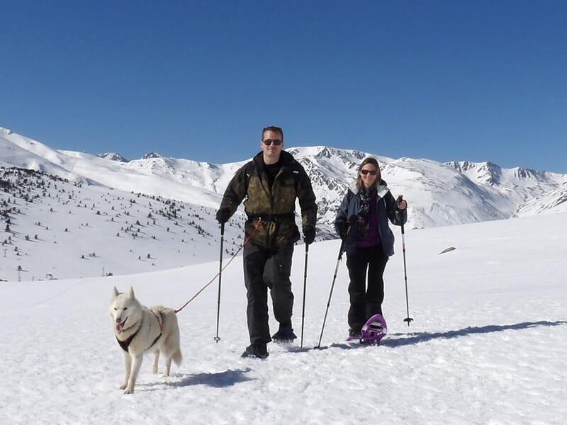 Séjour Raquettes à Neige en Andorre - Expédition Nordique