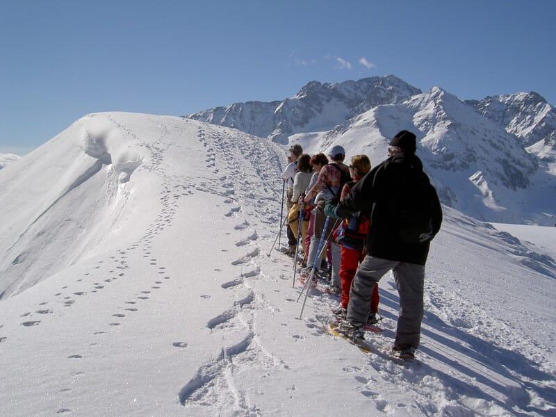 Randonnée en Raquettes et Balnéo - Pic du Midi de Bigorre