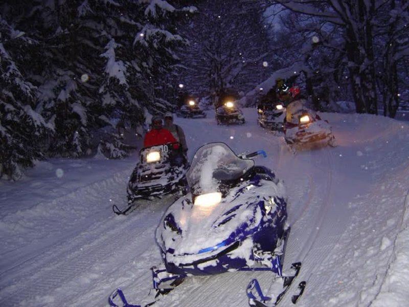 Randonnée en motoneige près de Tarbes - Barèges Grand Tourmalet