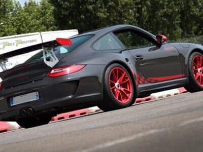 Stage de pilotage Porsche 997 GT3 RS - Circuit de Trappes