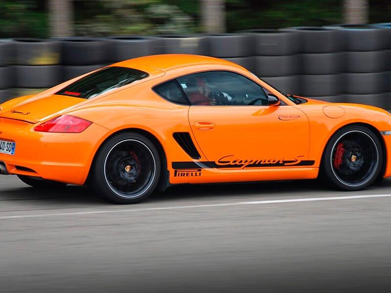 Stage Pilotage Porsche Cayman S - Circuit de Montlhéry