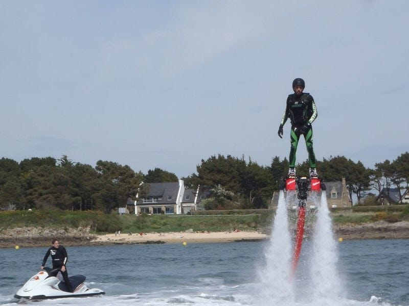 Session de Flyboard - Saint-Philibert en Bretagne