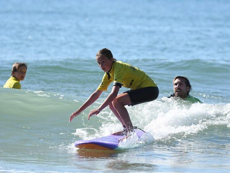 Stage & Cours de Surf à Biarritz