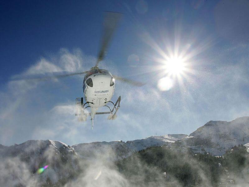 Baptême de l'Air en Hélicoptère - Survol du Mont Blanc