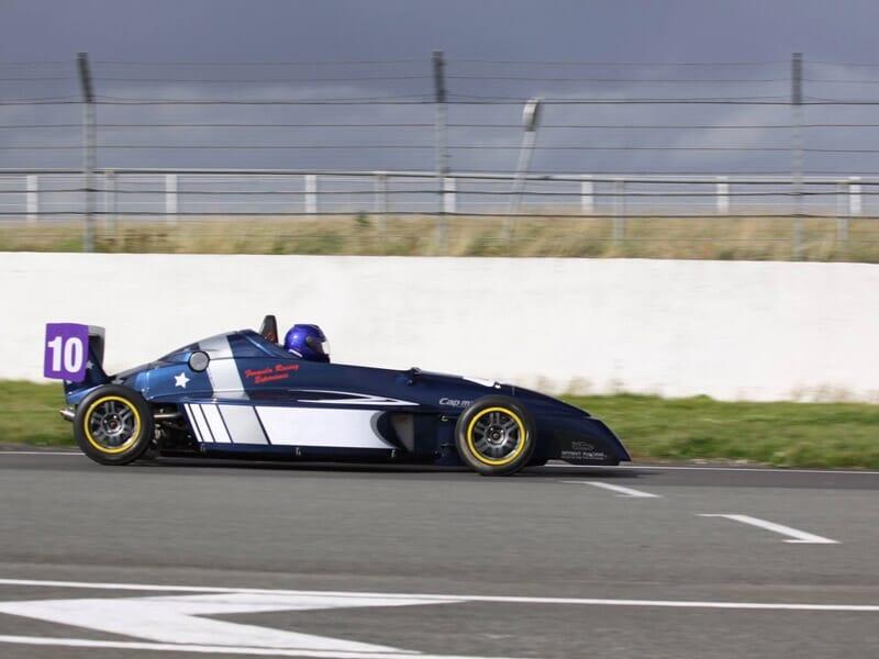 Stage Pilotage Formule Renault - Circuit de Lohéac