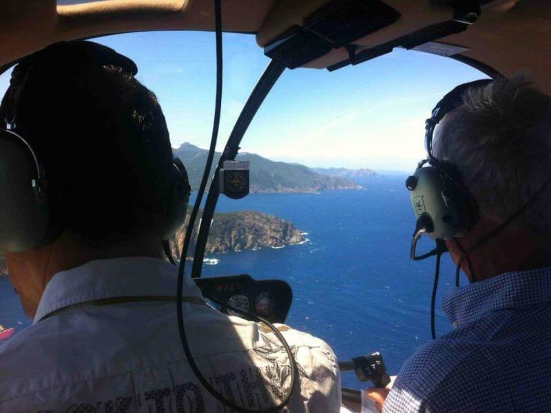 Initiation au Pilotage d'Hélicoptère près de Montpellier à Mauguio