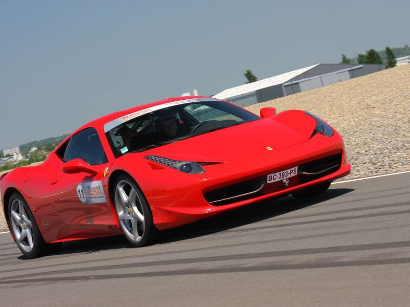 stage pilotage ferrari 458 italia circuit de loh ac. Black Bedroom Furniture Sets. Home Design Ideas