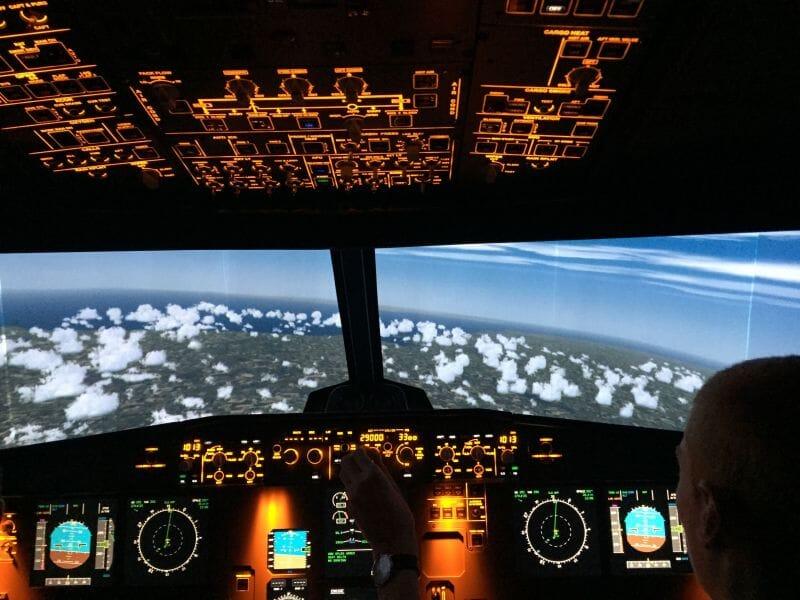 Simulateur de Vol en Airbus A320 près de La Ciotat - Saint-Cyr-sur-Mer