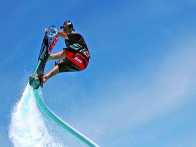 Session Hoverboard - Plage du Verdon sur Mer