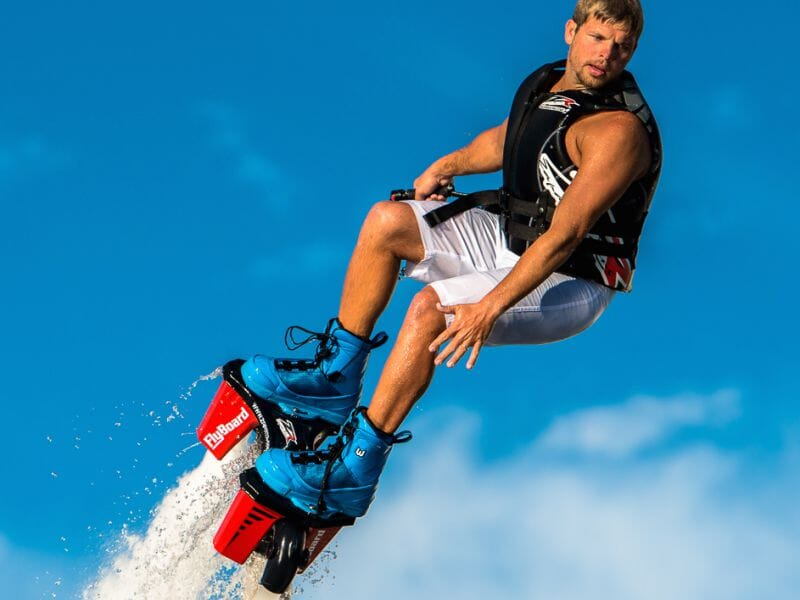 Session Flyboard - Le Verdon sur Mer