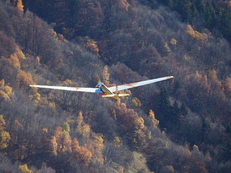 Stage de Pilotage Planeur à Chambéry - Challes-les-Eaux