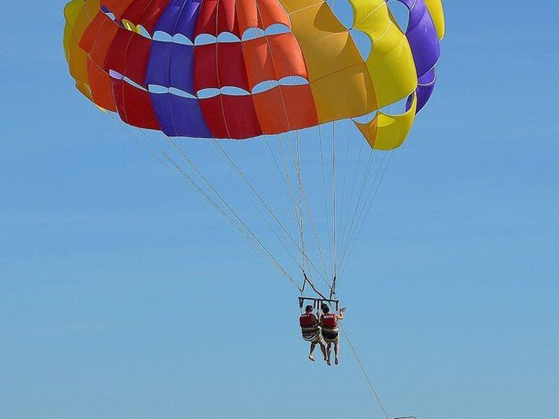 Parachute Ascensionnel près de Montpellier - Palavas-les-Flots