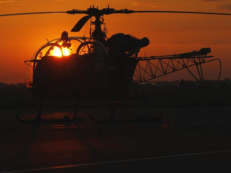 Initiation au Pilotage d'Hélicoptère à Perpignan