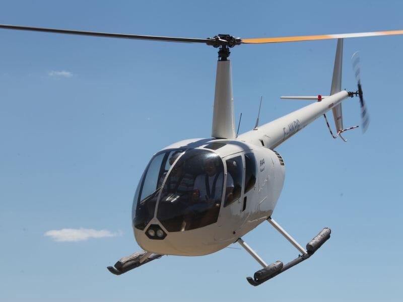 Stage de pilotage d'hélicoptère à Avignon