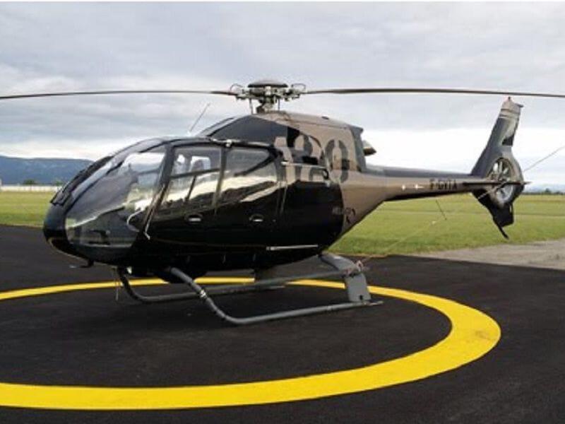 Initiation au pilotage d'hélicoptère à Avignon