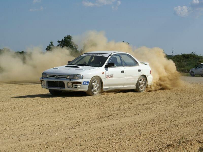 Stage Initiation au Pilotage Rallye sur Subaru Impreza GT - Circuit de Monteils Alès